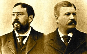 Eugene and George Macdonald